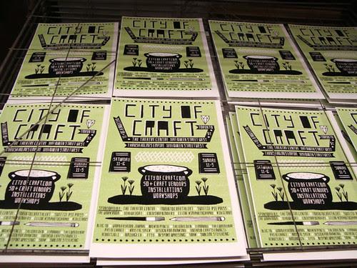 Cityofcraft_posters_rack
