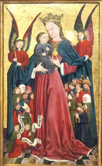 our lady mercy
