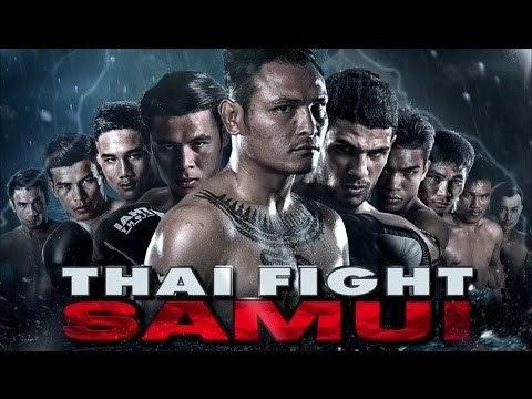ไทยไฟท์ล่าสุด สมุย แสนสะท้าน พี.เค.แสนชัยมวยไทยยิม 29 เมษายน 2560 ThaiFight SaMui 2017 🏆 https://goo.gl/MT4RMD