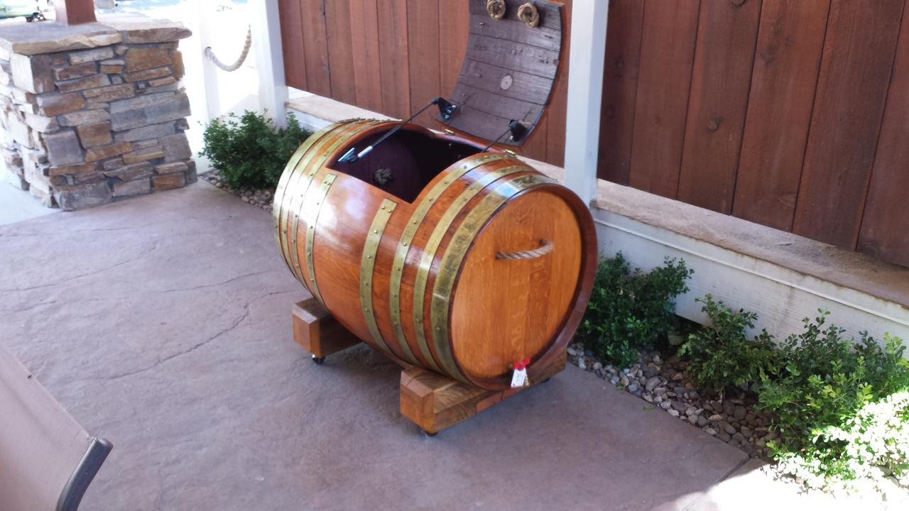Slo Pest And Termite Wine Barrel Furniturewhy Would A Pest Control