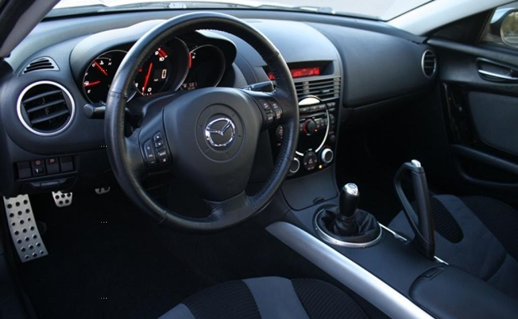 2005 mazda rx 8 interior car pictures. Black Bedroom Furniture Sets. Home Design Ideas