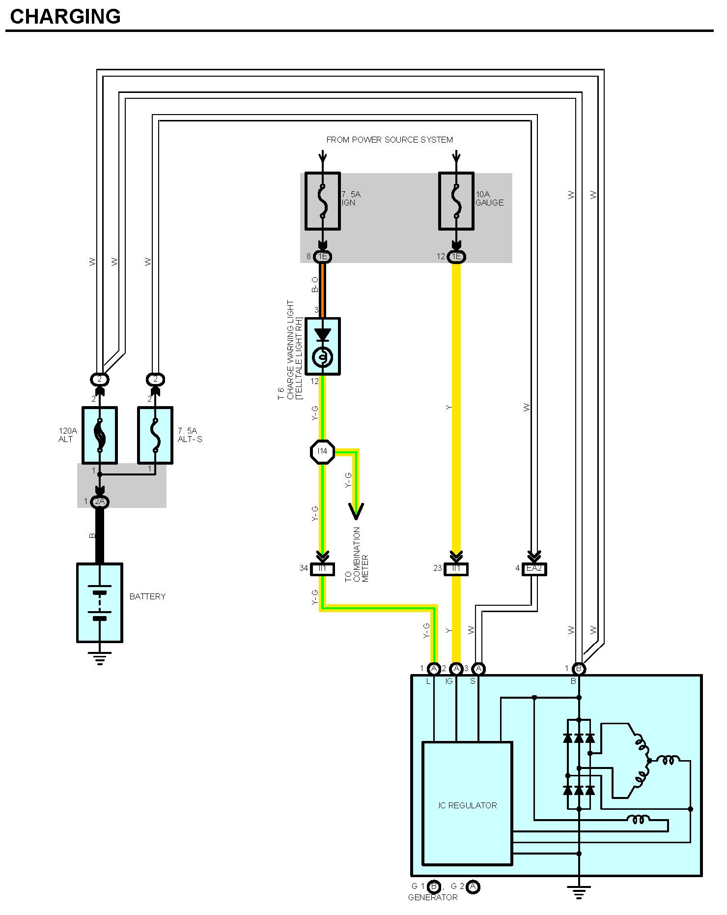 1980 Toyota Alternator Wiring Diagram Wiring Diagram Approval A Approval A Zaafran It