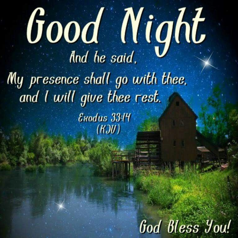 Goodnight God Bless You Pictures Photos And Images For Facebook