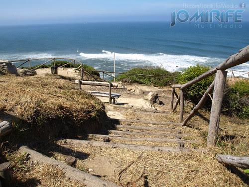 Miradouro do Cabo Mondego na Serra da Boa Viagem na Figueira da Foz