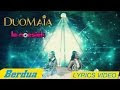 Chart Duo Maia - Berdua tangga lagu