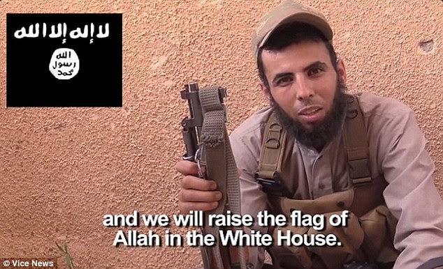 Secondo quanto riferito morto: Isis portavoce Abu Mosa è stato ucciso in un attacco aereo, secondo un account Twitter che è in sintonia con i terroristi