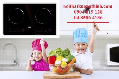 Khám phá công nghệ nổi bật của bếp từ Chefs
