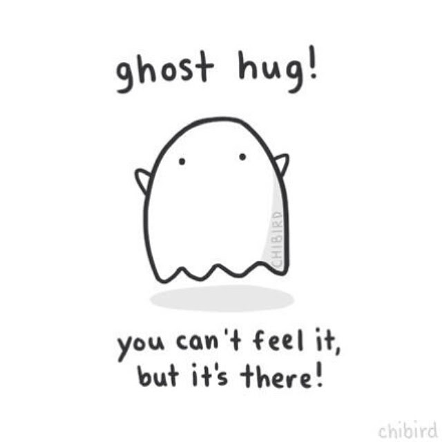 Ghost Hug Pictures Photos And Images For Facebook Tumblr