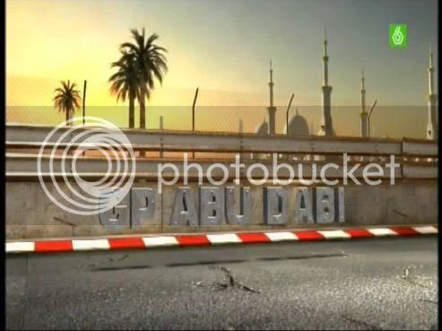 Previo Abu Dhabi 2009