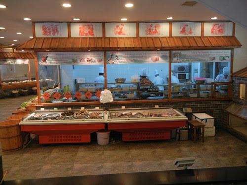 DSCN0110 _ Restaurant, Shenyang, September 2013