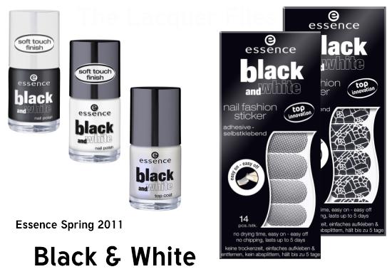Essence Black & White Spring 2011
