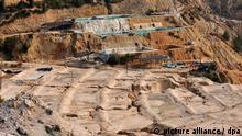Κινεζικά ορυχεία στα σύνορα με τη Μογγολία