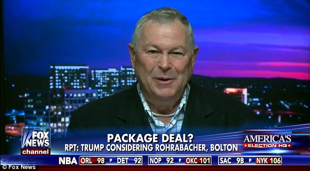 Image result for US Congressman Dana Rohrabacher