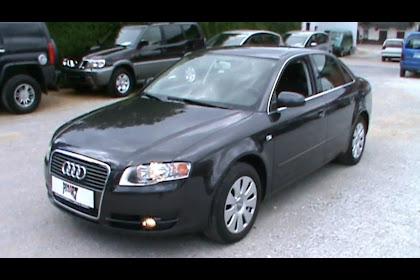 2007 Audi A4 Turbo