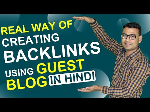 How to Create High DA PA Backlinks