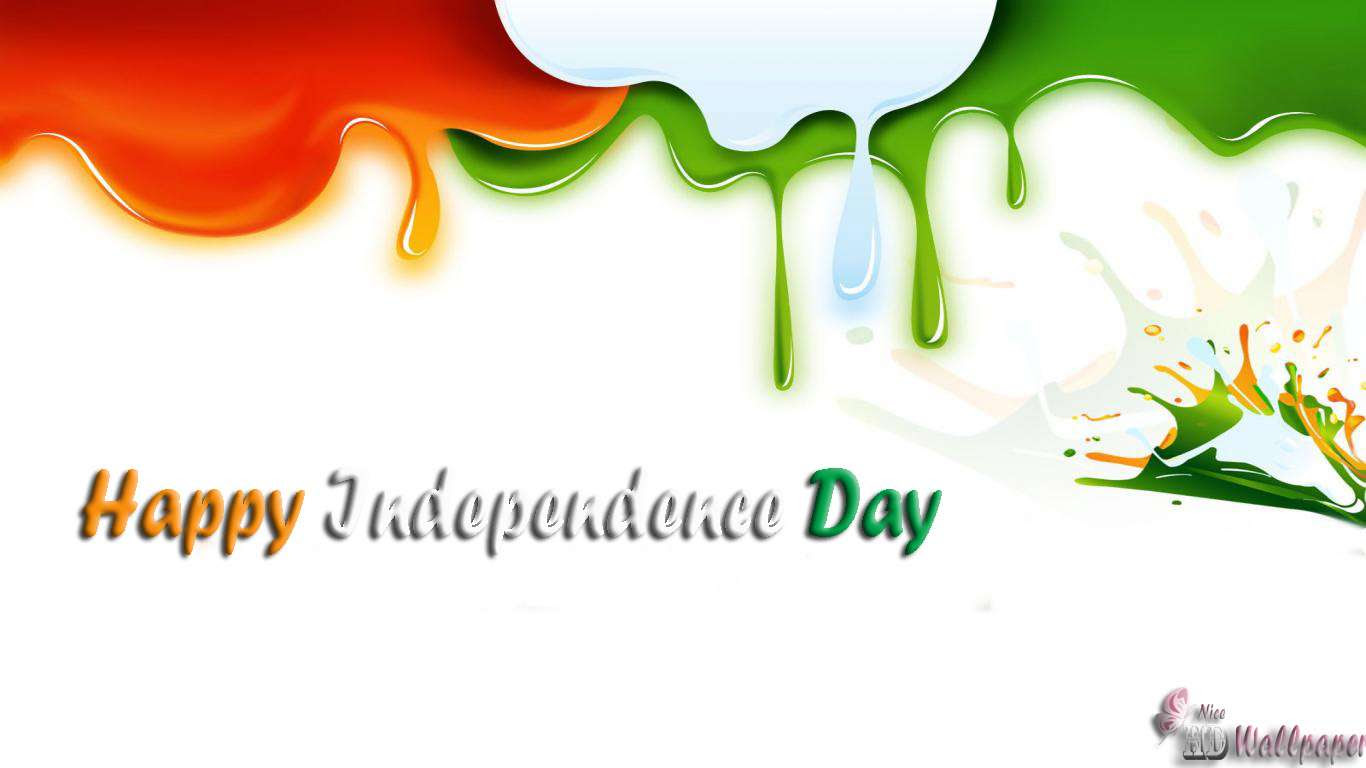 Indian Flag Wallpaper For Wishing Happy Independence Day Hd