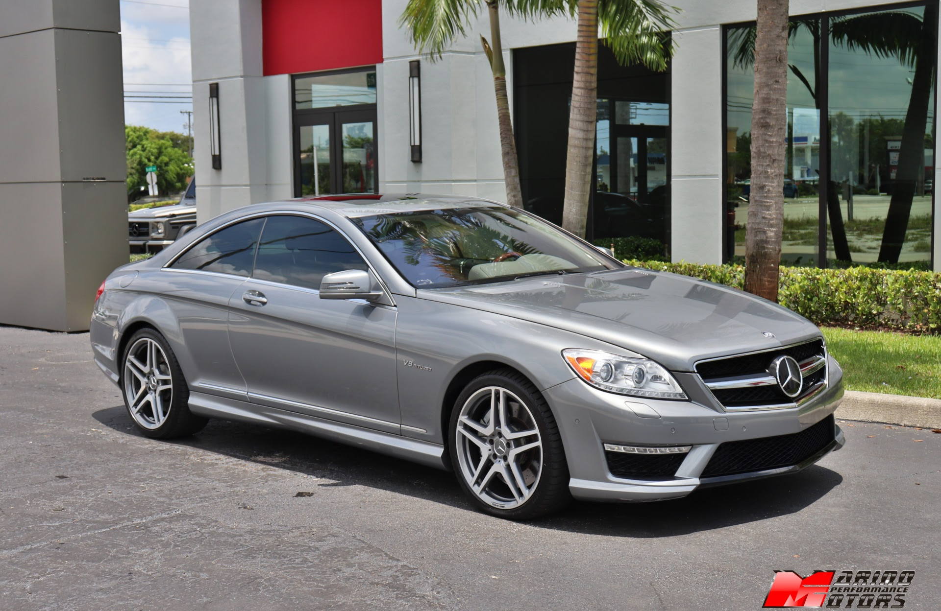 Used 2012 Mercedes-Benz CL-Class CL 63 AMG For Sale ...