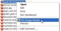 VSO Image Resizer Screenshot