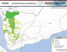 Yemen Civil War 2015
