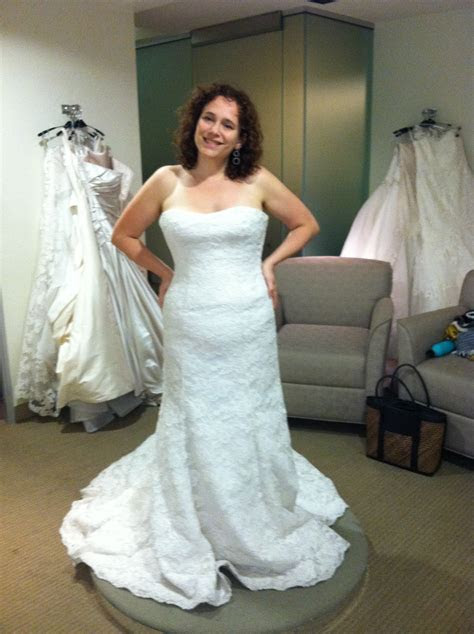 My wedding dress doesn?t fit   New Comfort Food