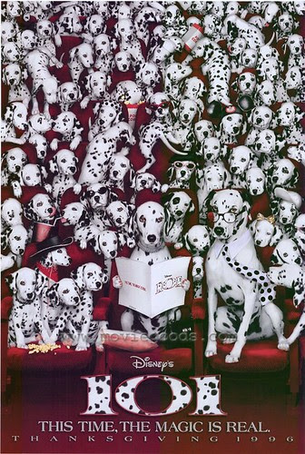 Film Intuition Review Database 101 Dalmatians 1996 102 Dalmatians 2000