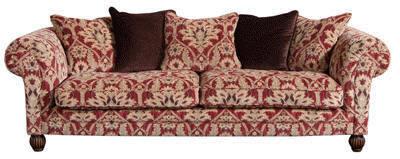 Wohndesign Relax Schlafsofa Selina Bettsofa Denim Materie  Englische sofas stoff