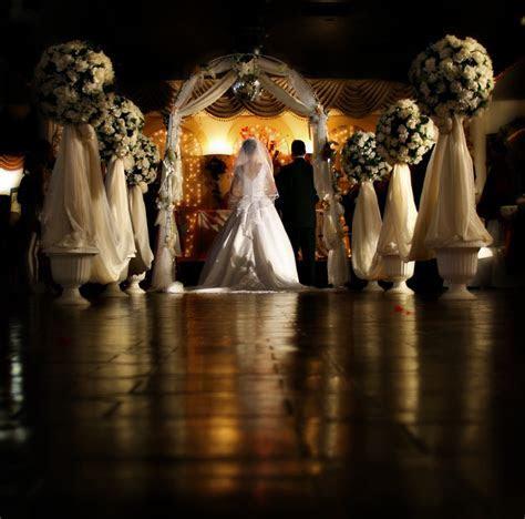 beautiful wedding decoration   International Fashions