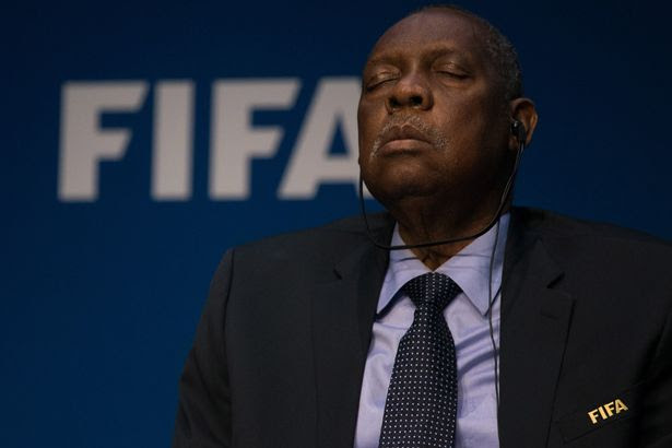 Image result for Images of Issa Hayatou