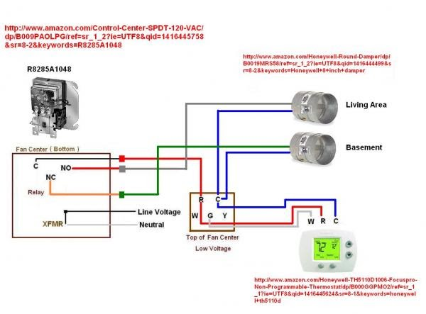 19 Awesome Honeywell Switching Relay Wiring Diagram
