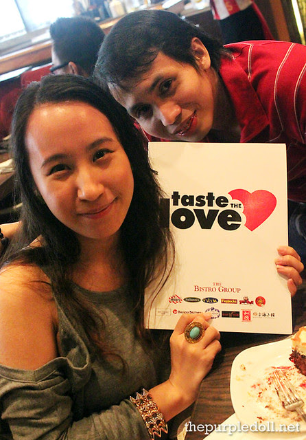 Taste the Love with The Bistro Group