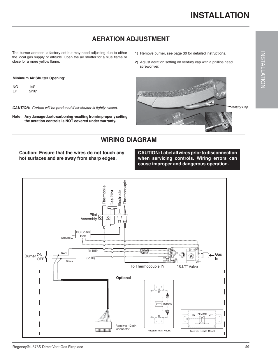 Wiring Diagram For Ga Fireplace