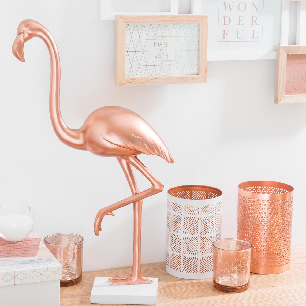15+1 cool rose gold home decor accessories | Loftspiration