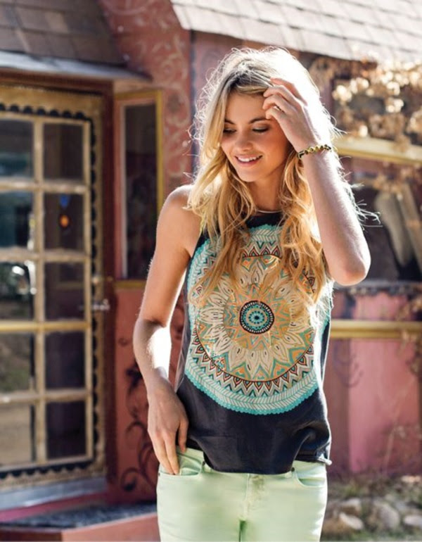 50 modern boho style to try this year