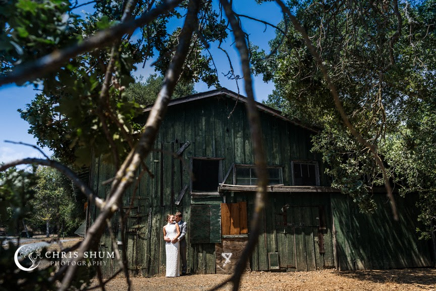 Samantha + Marcus: A Rustic Wedding At The Historical