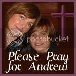 Pray for Andrew