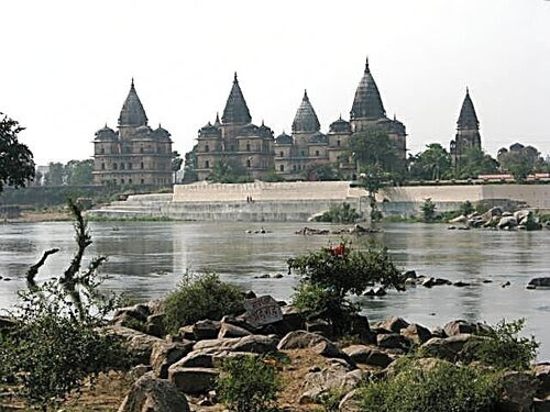 Храмы в Orchha