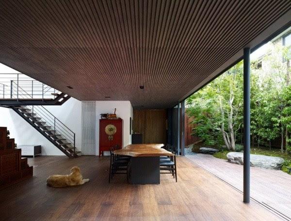 Holistic Contemporary Architecture House S by Keiji Ashizawa Design