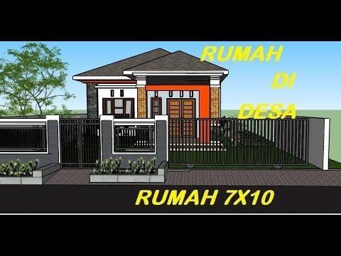 Desain Rumah Ukuran 3x6 Meter Desain Rumah Idaman