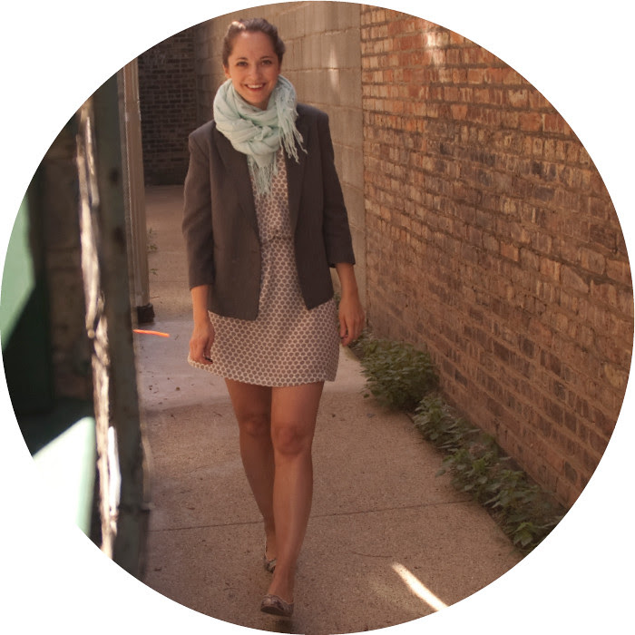 outfit blog, work outfit, outfits ideas, creative young professional, ootd, grays, big scarf, joie dress, dash dot dotty
