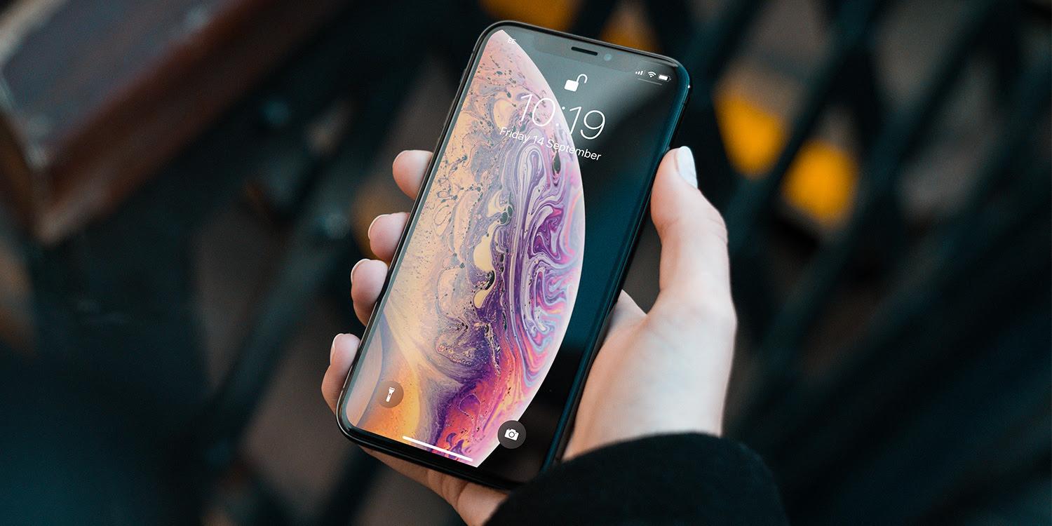 iPhone Xs wallpaper: new backgrounds for your old device  TapSmart