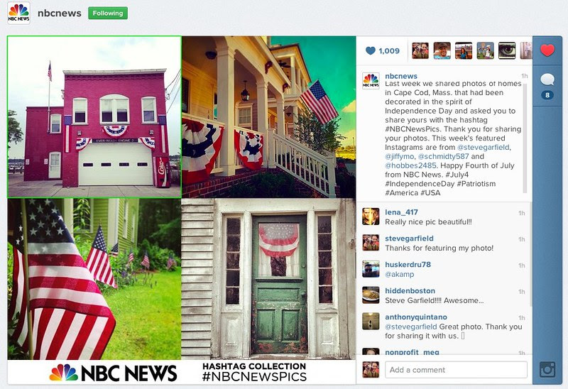 My Instagram photo featured by nbcnews on Instagram