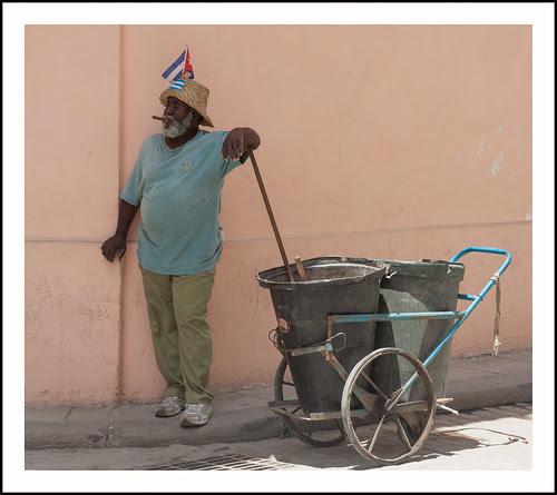 Havanna- straatveger by hans van egdom