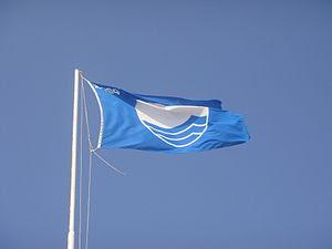 Blue Flag Beach 2009
