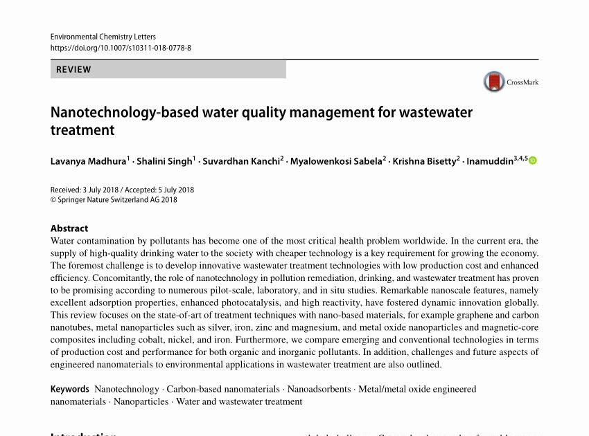 wastewater treatment engineer resume  best resume examples
