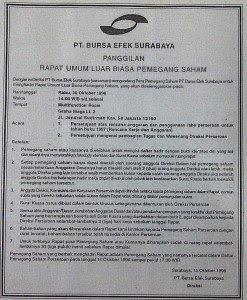 Contoh Surat Undangan  Surat Resmi