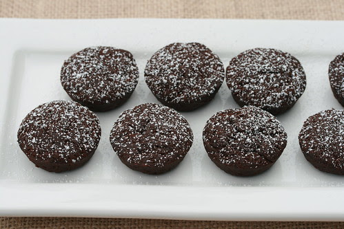 Brownie Buttons - Food Librarian