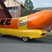 wienermobile at the Running Y