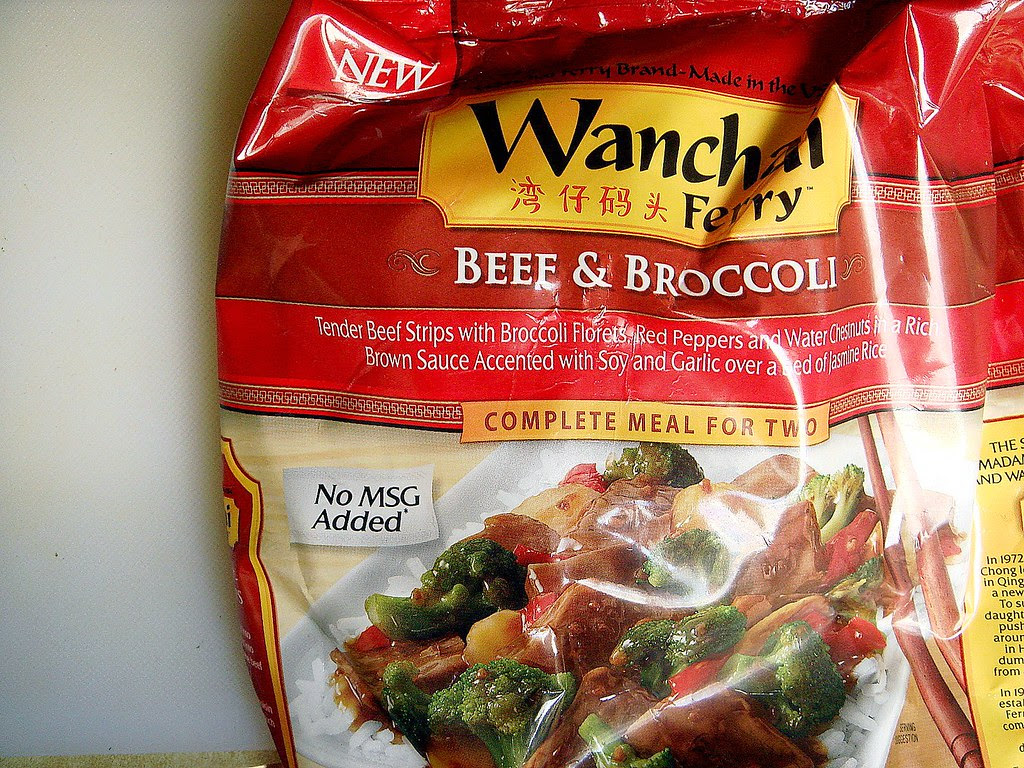 Wanchai Stir Fry Frozen Meal Review
