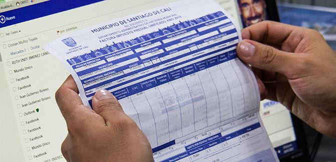 Facturas del impuesto predial unificado ya están  llegando a los hogares