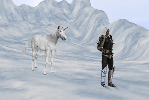 Virgin Elfwarrior